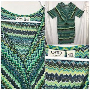 Cato dress size 22/24W